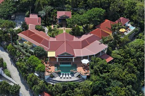Итоги года 2014: 10 домов знаменитостей, выставленных на продажу | галерея [4] фото [6]