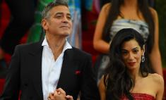 Джордж Клуни умоляет жену набрать вес