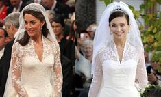 Свадебное платье Кейт Миддлтон оказалось копией