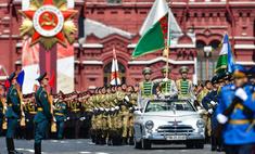 Немецкая «Победа» из Туркмении— главная звезда парада на Красной площади