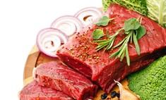 Чтобы мясо вкусно пахло…