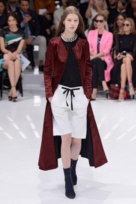 Christian Dior весна-лето 2015