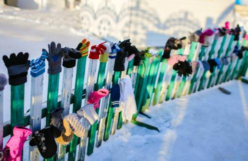 Омск, каникулы 2015, новый год, Беловодье