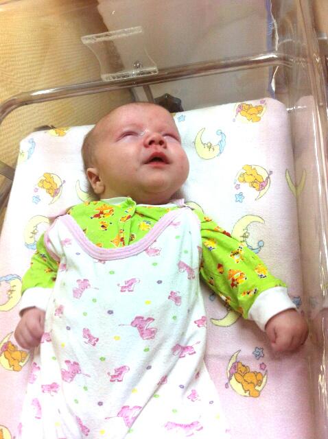 Обнинский младенец