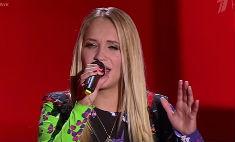 Певица из Барнаула прошла на шоу «Голос»