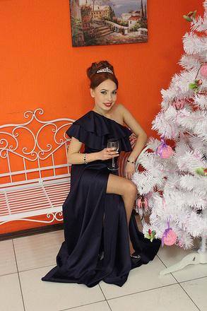 "Мария Хитрик, участница конкурса ""Королева осени"", фото"