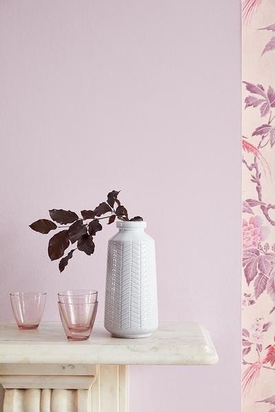 В розовом цвете: Little Greene выпустила капсульную коллекцию красок Pink | галерея [1] фото [3]