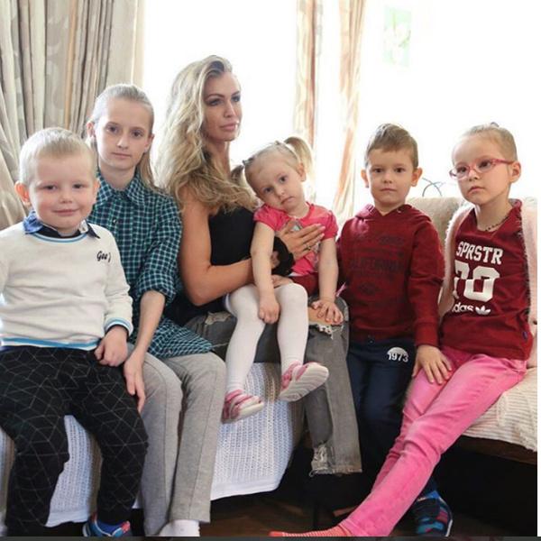 мама пятерых детей инстаграм