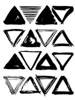 Геометрические фигуры с углами (квадраты, ромбы, треугольники)