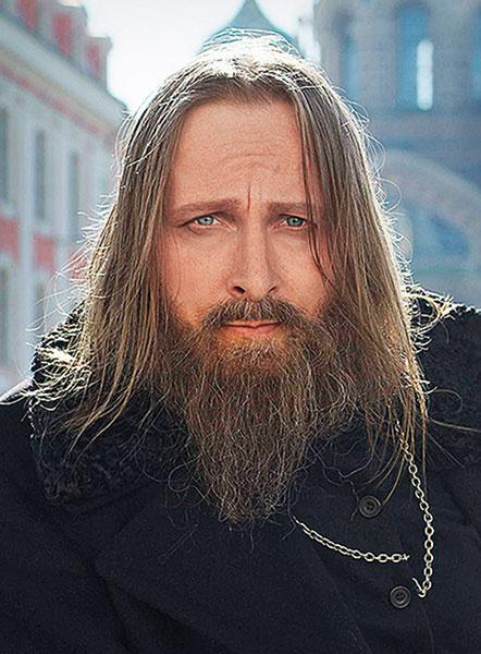 Распутин Р. сериал как снимали