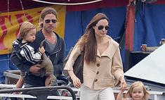 Анджелина Джоли и Брэд Питт не самая богатая пара в Голливуде