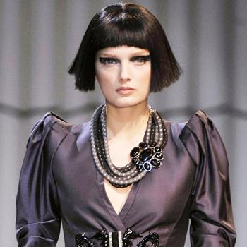 Giorgio Armani Prive Haute Couture, весна-лето 2009