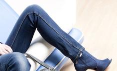 Врачи запретят потертые джинсы