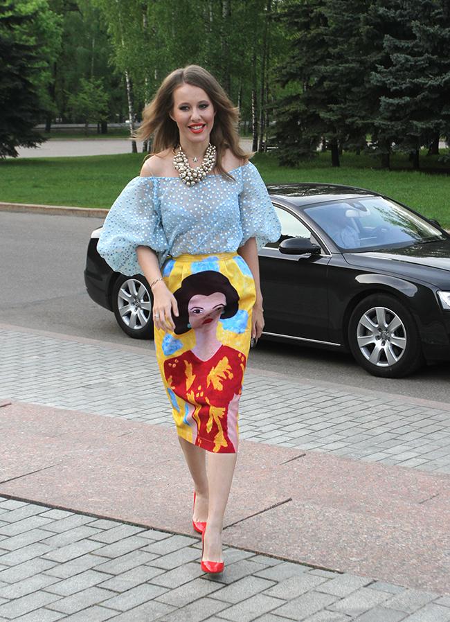 Платье Ксении Собчак Свадьба - dress-shop81 40