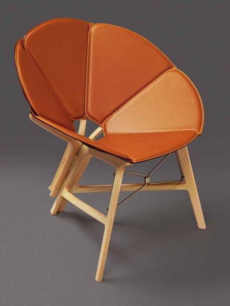 Выставка Objets Nomades от модного дома Louis Vuitton | галерея [1] фото [7]