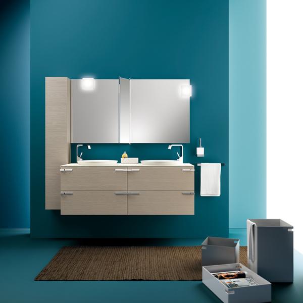 Новые решения для ванной от компании Scavolini | галерея [1] фото [9]