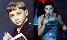 Звезды в детстве: 100 фото знаменитостей