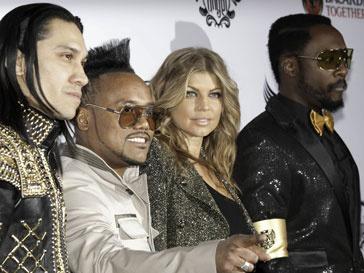 Black Eyed Peas отправились в отпуск