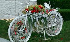 «Город-сад» в Воронеже: примерьте платье из овощей
