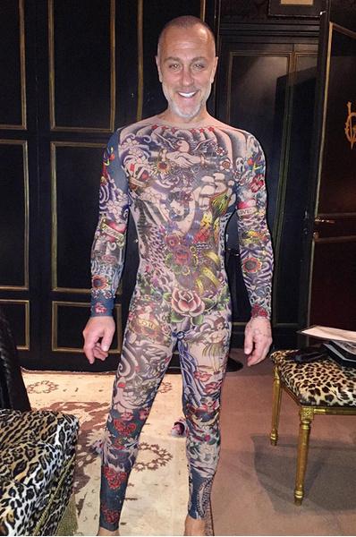 Танцующий миллионер Джанлука Вакки: фото