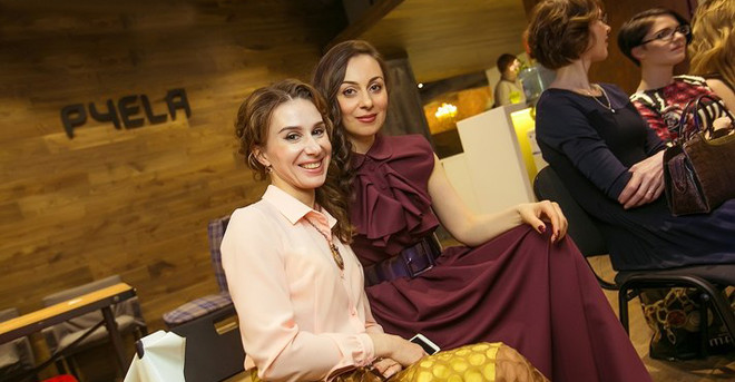 Имидж-стилисты Марина Язикова и Анастасия Афанасьева