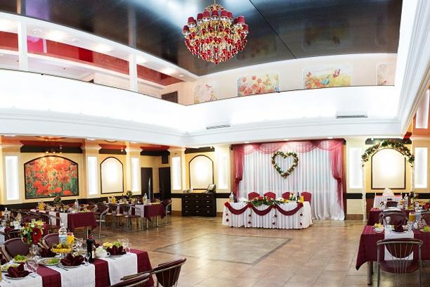 Ставрополь, кафе «Глория», банкетный зал «Бархатный»