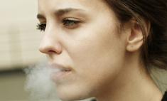 Пассивное курение ведет к потере слуха