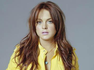 Линдсей Лохан (Lindsay Lohan) - героиня нового фильма