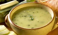 Крем-суп с сельдереем из фильма «Дневник Бриджит Джонс»