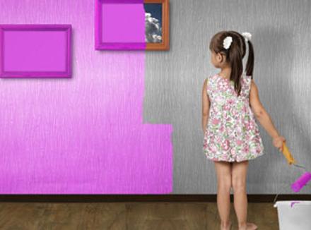 Перекрасив стены дома, мы можем скорректировать свое эмоциональное состояние