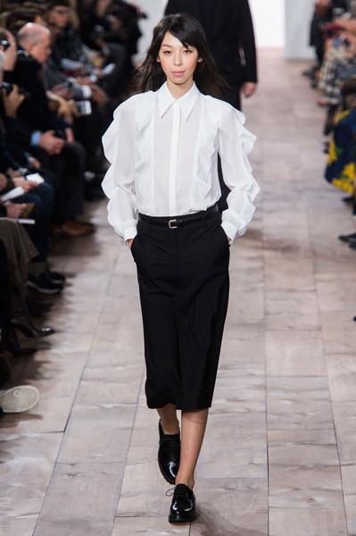 Показ Michael Kors на Неделе моды в Нью-Йорке | галерея [1] фото [14]