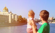 5 маршрутов по Москве для прогулок с детьми