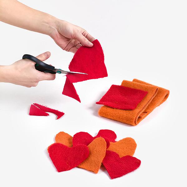 Романтический подарок любимому своими руками
