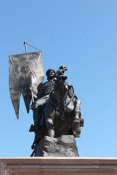 памятники Самары фото и описание