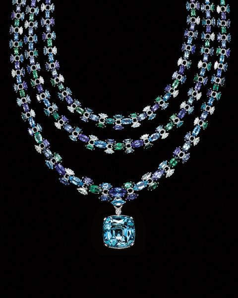 Tiffany & Co. представил новую коллекцию Высокого ювелирного искусства Blue Book   галерея [1] фото [3]
