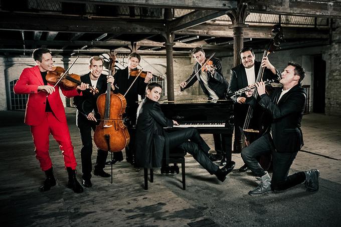 ансамбль Philharmonix