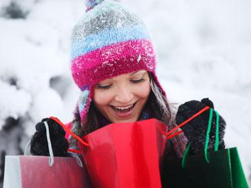шопинг, подарки, Новый год, здоровье