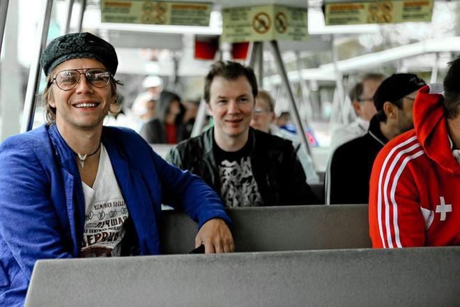 Илья Лагутенко основал группу «Мумий Тролль» в 1983 году.