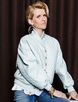 Полина Киценко владеет модной сетью «Подиум»
