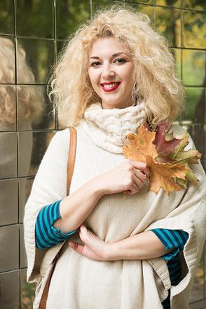 Вероника Вологдина, стилист