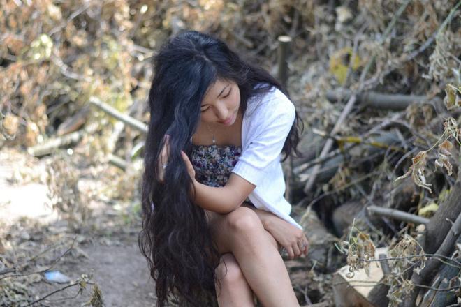 Длинноволосые девушки Тулы, фото, Ситора Жураева