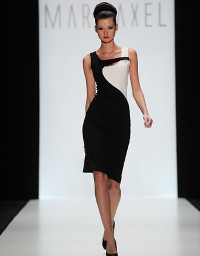 Mercedes-Benz Fashion Week: Mari Axel, весна-2012