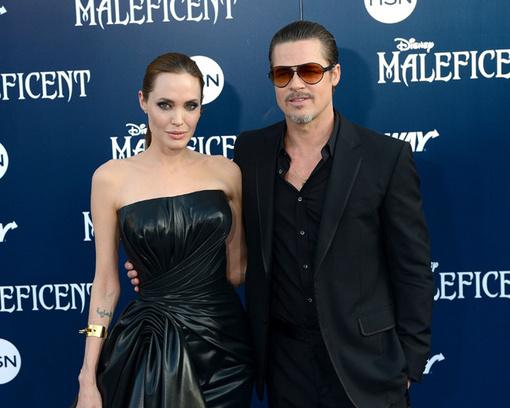 Анджелины Джоли дети фото