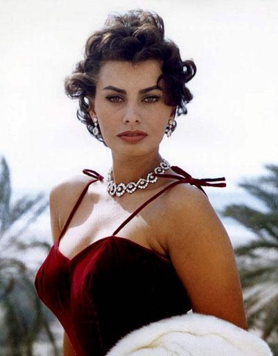 Любимое блюдо Софи Лорен (Sophia Loren) - итальянская паста