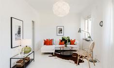 Студия: дизайн маленькой квартиры