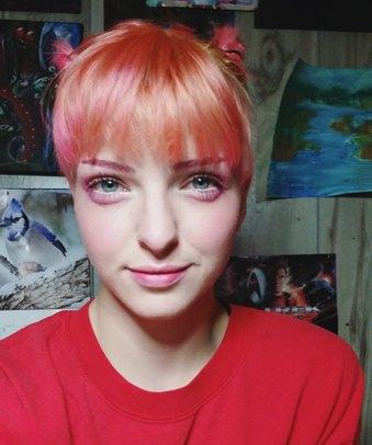 тренд: макияж с эффектом опухших век