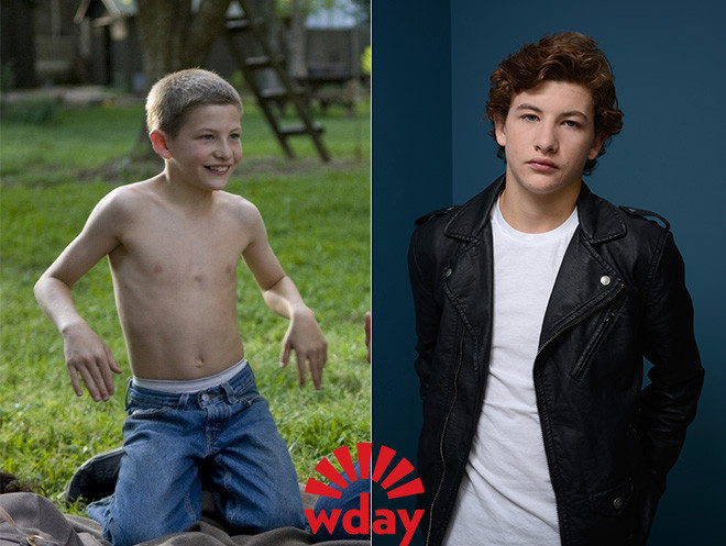 юные актеры Голливуда парни