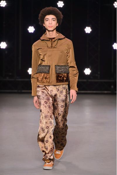 Неделя мужской моды в Лондоне: главные показы   галерея [1] фото [3]