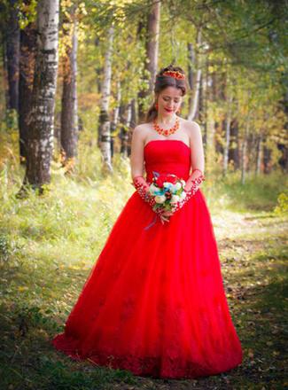 """Вера Анфилова, """"Фестиваль невест 2016"""", фото"""