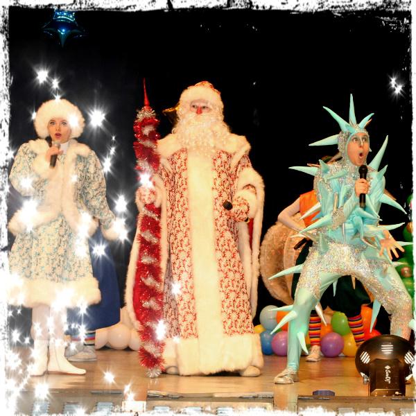 Пулковские елки 2016: Школа новогодних волшебников